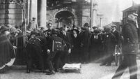 Only policeman to die violently between 1916 and War of Independence killed by future garda
