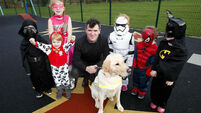 Irish Guide Dogs fundraising campaign bids to change lives for people like Conor