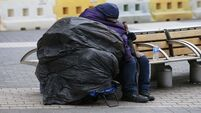 65% of homeless attempted suicide