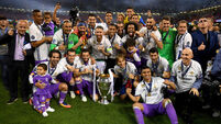 Regal Madrid settle in among the greats