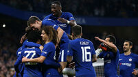 Chelsea v Everton - Carabao Cup - Fourth Round - Stamford Bridge