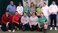 Ireland's first Blind Tennis team: 'When the racket connected with that ball, I got butterflies in my tummy'