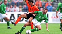 Roy Keane: 'I wouldn't worry going into a tackle with Marc Overmars'