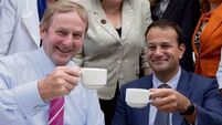 Varadkar shouldn't call a vote, he should just get on with the job
