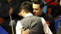Ding Junhui inflicts maximum punishmenton Ronnie O'Sullivan