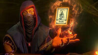Hand of Fate: Have faith in the hand you are dealt