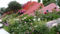 Malta-inspired garden a winner at Chelsea Flower Show