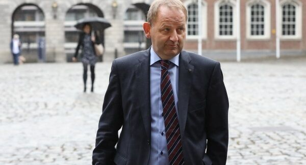 Whistleblower Maurice McCabe.