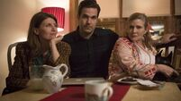 A real Catastrophe as hit show returns without Carrie Fisher