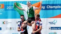 Another golden moment for Skibb rowing stars at World Championships
