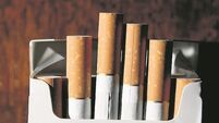 Cigarette butts make up more than half of litter