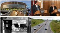 MORNING BULLETIN: Deal agreed for €73m Cork events centre; Scrap Limerick-Cork motorway, says expert