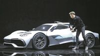 Ferrari's €200k supercar faces up to €2.2m Merc