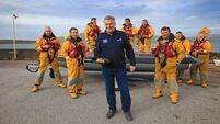 Photographer captures his 100th RNLI crew in Kerry
