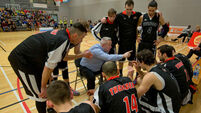 Basketball: Baker wary of ambush in derby clash as Swords Thunder face DCU Saints