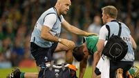 Ireland v France - 2015 Rugby World Cup Pool D