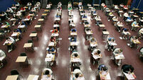 Exam body failed to budget for rise in student numbers