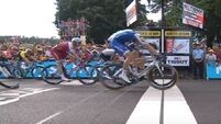 Tour de France takes trip into 'the unknown'