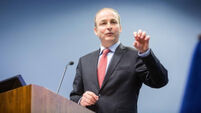 Micheal Martin admits 'mistakes were made' during his time in office as he claims election is 'neck and neck'
