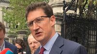 'I don't think we will': Eamon Ryan rules out Green Party support for Government