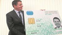 Paschal Donohoe: Review of approach to public services card
