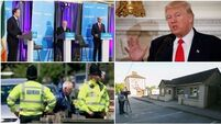 MORNING BULLETIN: Simon Coveney stages comeback; Man arrested in Manchester raid