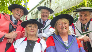 UCC honours Cork's leading lights