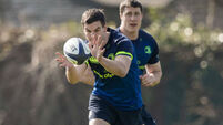 Johnny Sexton back but cloud remains over Jamie Heaslip