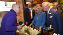 English Market inspires menu fit for future king