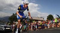 Dan Martin: I rode Tour de France like an idiot last year