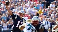 Tom Brady magic gets Patriots out of jail
