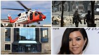 LUNCHTIME BULLETIN: Investigators hopeful black box will reveal what went wrong with Coast Guard helicopter