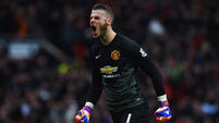 Terrace Talk: Droning Pip Neville throws up tempting David de Gea conspiracy theory