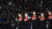 Lavin: Relegation wouldn't be end of world for Mayo