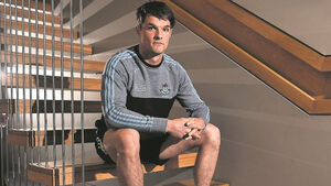 Inspired by a Meath legend, Eric Lowndes is very much committed to the Dubs