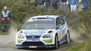 Motorsport: Donegal's Donagh Kelly desperate to strike on home soil