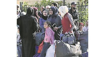 Garda concern at return of families from Syria
