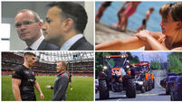 LUNCHTIME BULLETIN: Simon Coveney's leadership bid suffers major blows