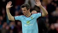 Banned Joey Barton accuses football of hedging bets