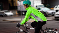 Study: High-visibility jackets do little to protect cyclists