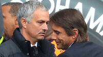 Antonio Conte v Jose Mourinho: Who wins at Top Trumps?
