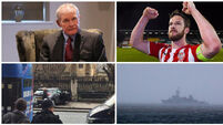 MORNING BULLETIN: Funerals of Martin McGuinness and Ryan McBride to be held in Derry today