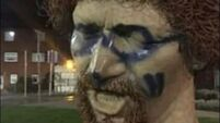 'No way to treat a hero': Luke Kelly statue targeted by vandals for second time