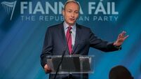 Micheál Martin: FF could lead 'alternative government' - but it won't include Sinn Féin