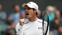 Ruthless Andy Murray makes short work of crowd-pleaser Dustin Brown