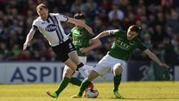 John Caulfield's 'special' Cork City open gap to champions