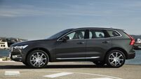 Volvo's XC60 set to continue success in mid-sized SUVs