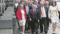Brendan Howlin rules out dual party voting pact