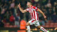 Mark Hughes won't stand in way of Jon Walters' Burnley move