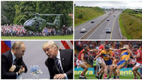 MORNING BULLETIN: Defence Forces face staffing crisis; €20bn plan to deliver road projects